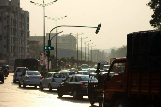 À New Delhi la pollution retire 10 ans à l'espérance de vie d'un citoyen