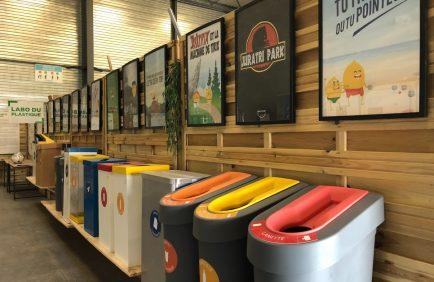 En France, des initiatives locales s'attaquent au problème des déchets plastiques