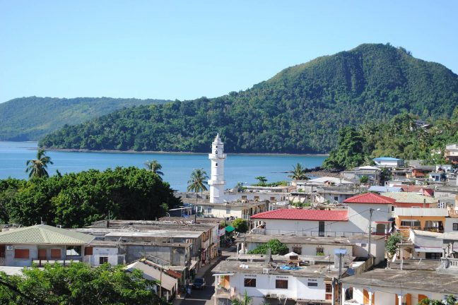 Vers la fin de la pénurie d'eau à Mayotte ?