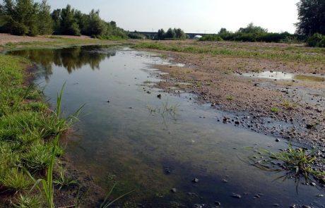 60 % des rivières du monde à sec au moins un jour par an