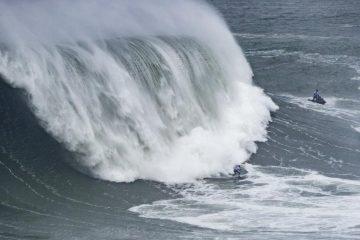 Les vagues olympiques en première ligne face au changement climatique