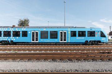 Des innovations pour le train à hydrogène allemand