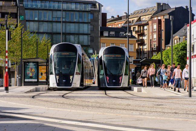 Les transports publics sont désormais gratuits au Luxembourg