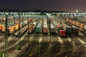 La France va lancer des «autoroutes ferroviaires» pour une économie plus verte