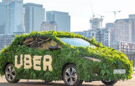 Uber étend son option « voyage vert » à plus de 1 400 villes d'Amérique du Nord