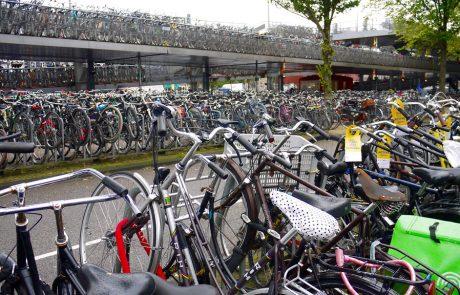 Les Pays-Bas abritent plus de vélos que de personnes !