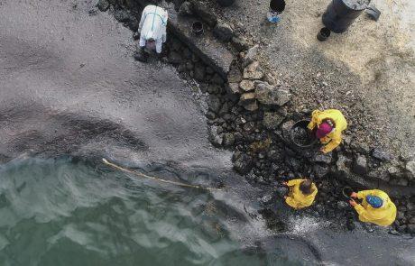La vie marine autour de Maurice meurt alors que la marée noire des navires japonais se propage
