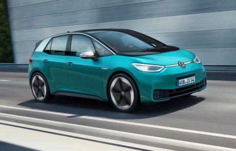 Volkswagen accélère le passage à l'ère électrique et autonome